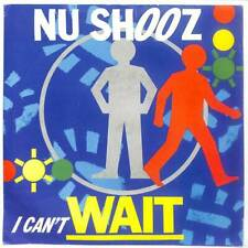 "Nu Shooz - I Can't Wait - 7"" Record Single"