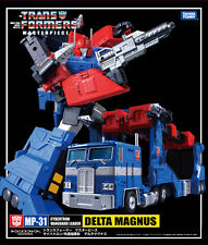 Transformers TAKARA TOMY Masterpiece MP-31 Delta Magnus Figure Stock Toll Expres