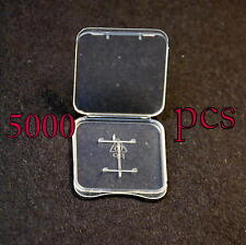5000 Sandisk Samsung Toshiba MicroSD TransFlash TF Flash memory card jewel case