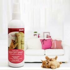 175ml Natural Cat Scratch Deterrent Spray Training Solution To Effectively Stop