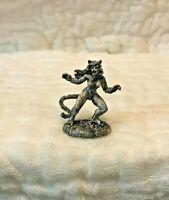 Reaper Miniatures Cleo, Weretigress #02575 Dark Heaven Legends painted Metal fig
