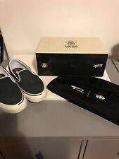 Vault By Vans X Foot Patrol Slip On Lux Super Rare Sold Out Worn Once Deadstock