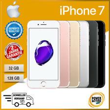 Apple iPhone 7 - 32GB 128GB 256GB TOP ZUSTAND ✔️2 JAHRE GARANTIE ✔️OHNE SIMLOCK