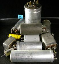 Axial Radial Capacitors - 3Lb Grab Bag - Lot 38