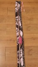 """68/"""" x 4/"""" Longbow Bright Aztec Bow Sock Sleeve Case Traditional Archery  youth"""