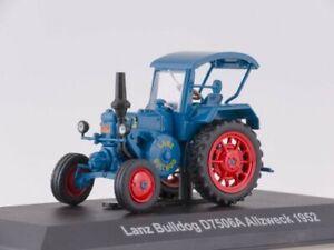 IHC McCormick d-320 1956 tractor 1:43 hachette//uh maqueta de coche