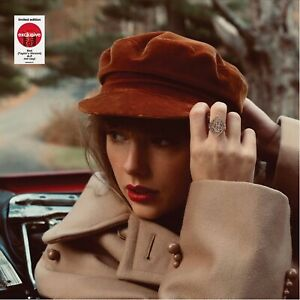 Taylor Swift - Red -Taylor's Version - 4 LP - Red Vinyl - Ship On 11/12/2021