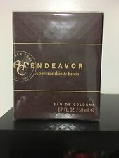 Abercrombie & Fitch Endeavor Cologne 1.7 Oz 50 ml NEW Creed Aventus Scent Beast