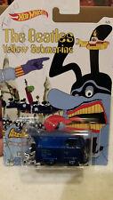 Hot Wheels 2018 Beatles KOOL KOMBI ERROR - NO TAMPO - 50TH Yellow Submarine NEW!