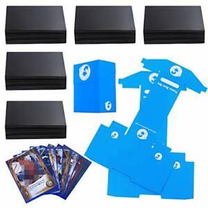 500 ct TCG MTG Card Seelves Bulk Deck Protector Standard Card Sleeves Cord