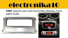 Marco Montaje auto  auto radio Ford S-Max, Mondeo Focus 2007> plata