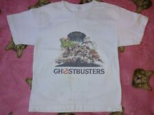 1990's Vintage Ghostbusters Shirt - RARE - SML Movie Promo Punk