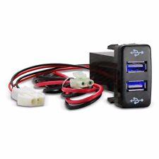 CH4x4 Toyota USB Power Socket - Blue LED