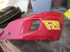 1988 yamaha fz600 side fairing cover panel