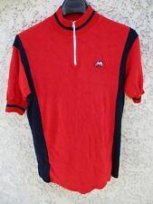 Maillot cycliste vintage MOTOBECANE années 80 maglia jersey shirt trikot 48 (M ?