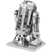 Metal Earth Star Wars MEGA R2D2 Droid 3D Laser Cut Metal Model Hobby Robot Kit