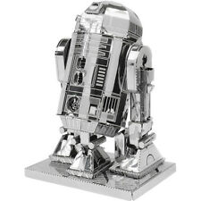 Metal Earth Star Wars MEGA R2D2 Droid 3D Laser Cut Metal Model Hobby Robot Kit