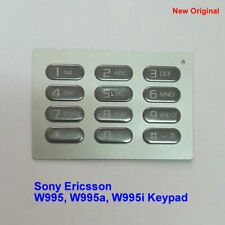 100% Genuine Original Sony Ericsson W995 W995i W995a Keypad Fascia Housing- Grey