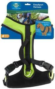 PetSafe EasySport Dog Harness, Apple Green, Medium