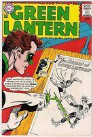 Green Lantern #19 F-F+ 6.25 Gil Kane Art 1959!!