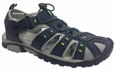 PDQ Boys Toggle and Touch Summer Trek Trail Sandals Junior Kids UK 6 / EU 38
