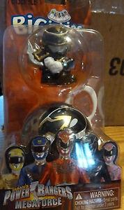 Power Rangers MegaForce - Squinkies BIGinkies - NEW in Package - Black