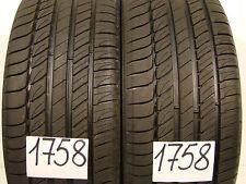2 x Sommerreifen Michelin Primacy HP  225/50 R17, 98W,XL.Mit vollem Profil.