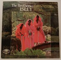 ISLEY BROTHERS THE BROTHERS: ISLEY LP '69 ORIGINAL FUNK SOUL NICE COND! VG/VG+!!