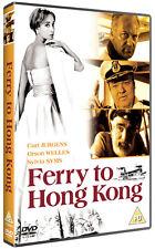 Ferry to Hong Kong (1961) - Sylvia Syms - NEW DVD