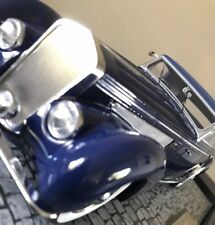 MINICHAMPS 1939 DELAGE D8 120 CABRIOLET 1/18 DIE CAST LE 18 OF 120 PCS NEW W/B