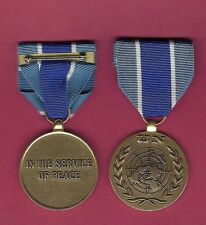 UN United Nations Award medal for Kosovo UNMIK Mission