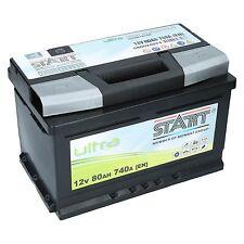 Extreme Ultra Ca/Ca 12V/80 Ah Autobatterie TOP * NEU* HIGH QUALITY