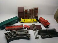 Lionel  NH 16238  NY Central 16375 Caboose + Big Rig +Track + accessories new