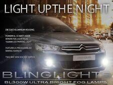 2013 2014 2015 Peugeot 301 & Citroën C-Elysée Xenon Fog Lamps Driving Lights Kit