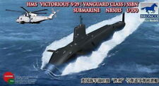 Bronco NB5015 1/350 HMS Victorious S-29 SSBN Submarine Model Kit
