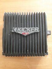 Kicker Zr120 2-Channel Car Amp