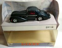 MATCHBOX THE DINKY COLLECTION 1:43 SCALE DELAHAYE 145 - GREEN - DY-14