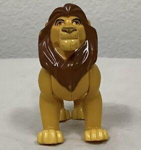 Adult Simba The Lion King Burger King Disney Action Figure