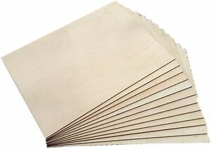 Birch Plywood Sheets 6mm Laser, Ply, Craft