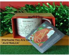 STARBUCKS - You Are Here - AUSTRALIA - Christmas Edition