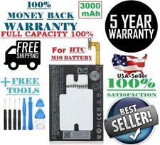 Battery Fits For HTC 10 / HTC One M10 3000mAh 3.85V-B2PS6100 OEM Internal Li-ion