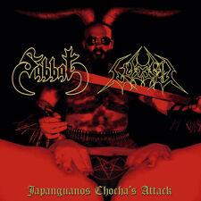 SABBAT / LUCERA - Japanguanos Chocha's Attack CD  5x4 OFFER!! Ask details