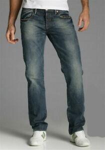 Herren- Jeans von Cross dirty blue used W30 / L34