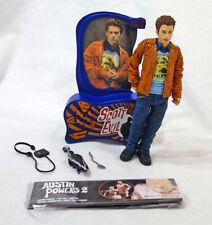 1999 McFarlane Toys Austin Powers S2 Scott Evil Action Figure Loose Complete