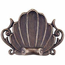 SPI Hardware Sea Shell Door Knocker Beach House Tropical Bronze