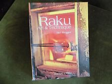 RAKU Art & Technique Hal Riegger - Ceramique