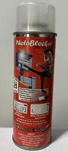 Red Light Traffic Camera PhotoBlocker For License Plates