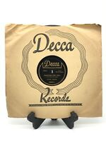 Slim Green - Cocktails for Two - 78 RPM SOUL JAZZ Decca 48050 - EX+ R&B Shellac