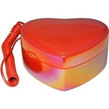 TELEFONO FIJO ORIGINAL CON FORMA DE CORAZON PHONE HEART
