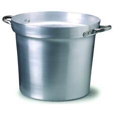 Pentola Alluminio Per Salsa Bordo H.Cm.33 Litri 35 Diametro Cm. 45